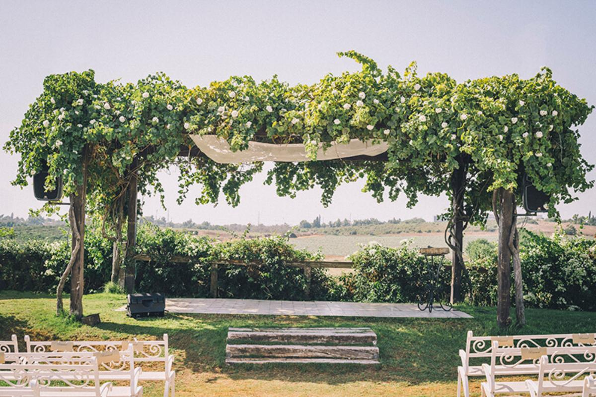 Israel Kibbutz Wedding