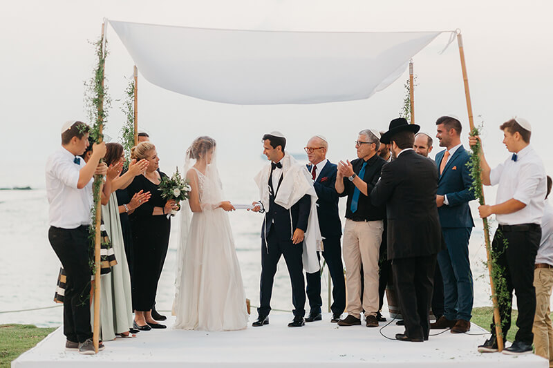 Wedding Traditions in Israel